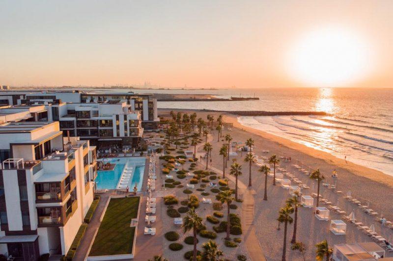 Dubai Hotel Villas