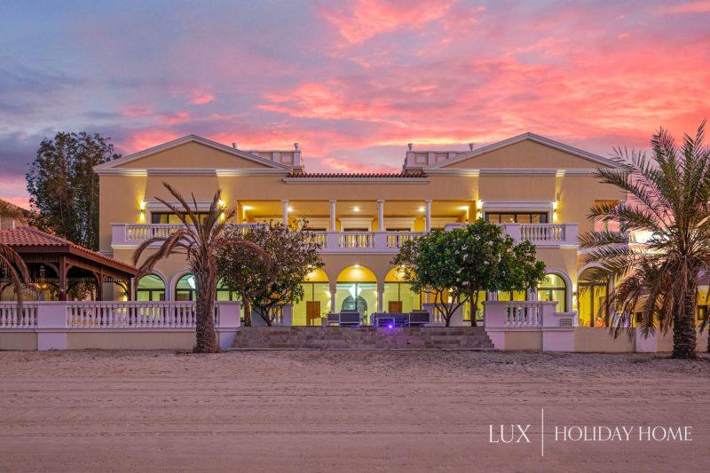 Vacation Villas in Dubai
